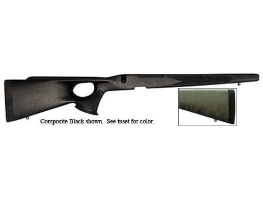 Remington 700 thumb hole stock