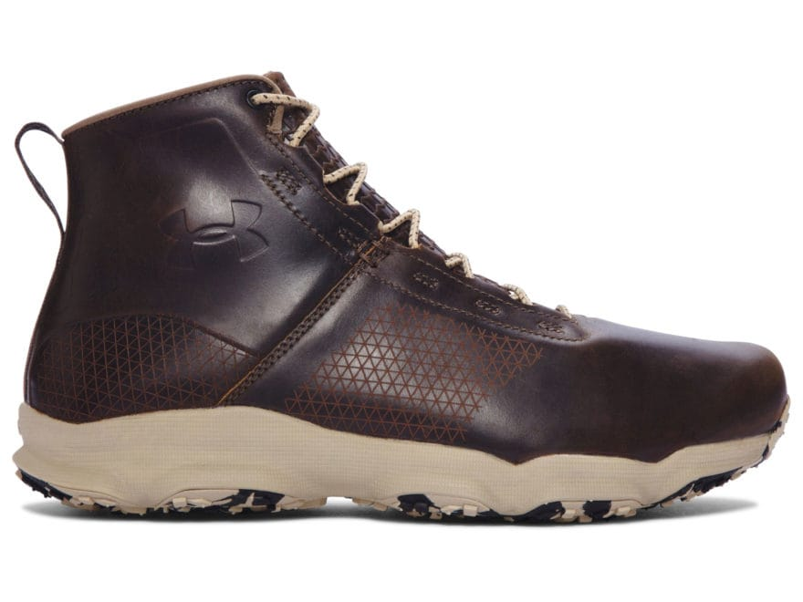 """Under Armour UA SpeedFit Hike 5.5"""" Hiking Boots Leather Men's"""