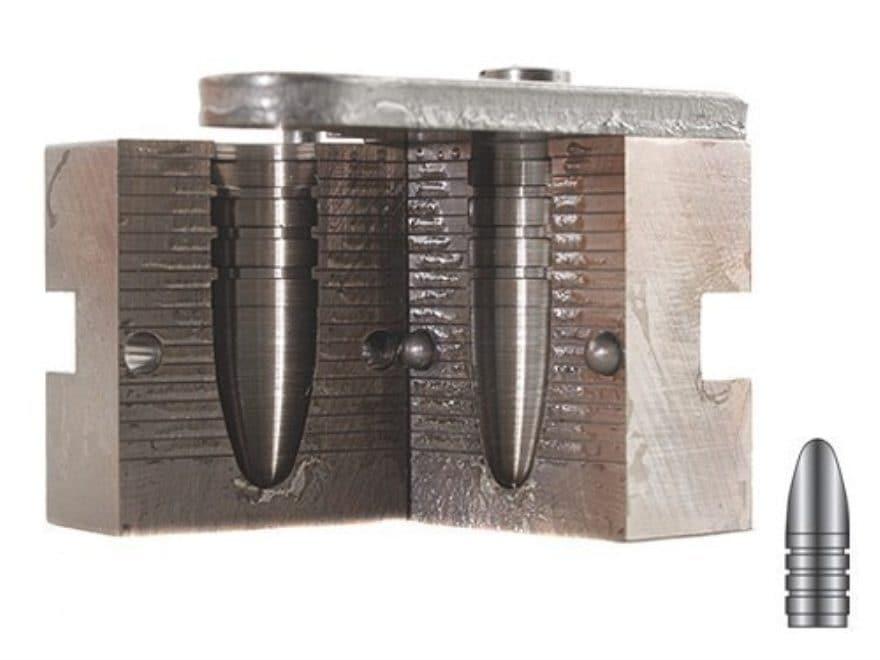 Lyman 1-Cavity Bullet Mold #457671 45 Caliber (458-459 Diameter) 475 Grain Round Nose G...