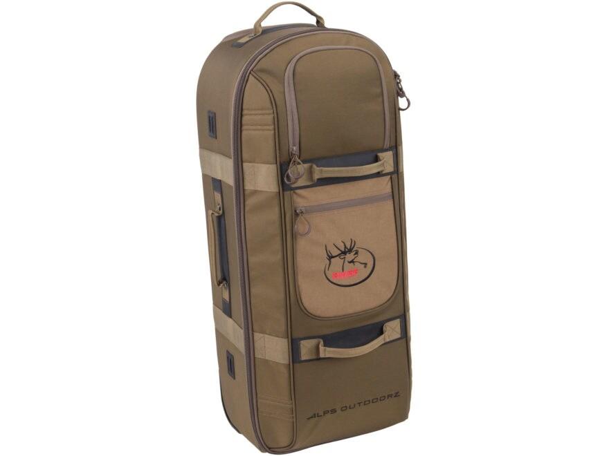 ALPS Outdoorz RMEF Journey X Duffel Bag Coyote Brown