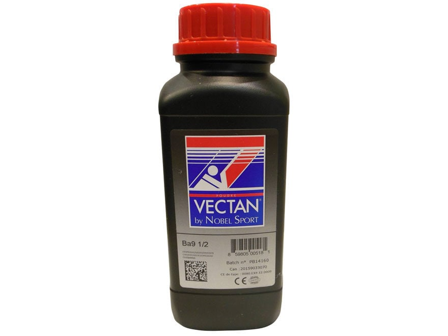 NobelSport VECTAN Ba9 1/2 Smokeless Gun Powder 1.1 lb