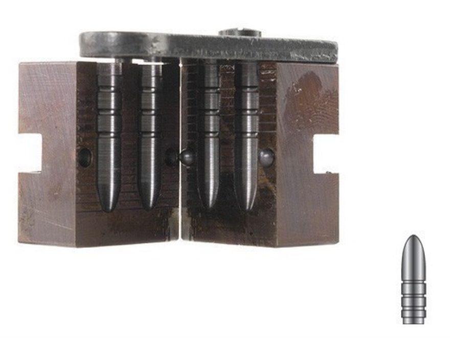 Lyman 2-Cavity Bullet Mold #311284 30 Caliber (309 Diameter) 210 Grain Round Nose Gas C...