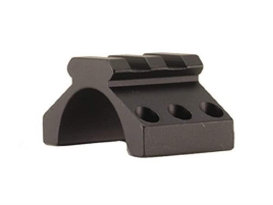 """Burris 1"""" Xtreme Tactical Picatinny-Style Ring Top with Picatinny-Style Accessory Rail"""
