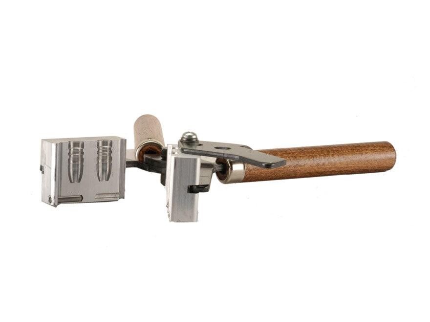Lee 2-Cavity Bullet Mold 379-250-RF 375 Winchester, 38-55 WCF (379 Diameter) 250 Grain ...