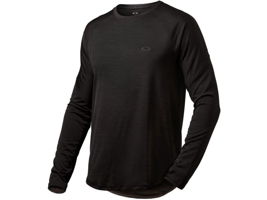 Oakley Men's Tech Knit Shirt Long Sleeve O-Hydrolix