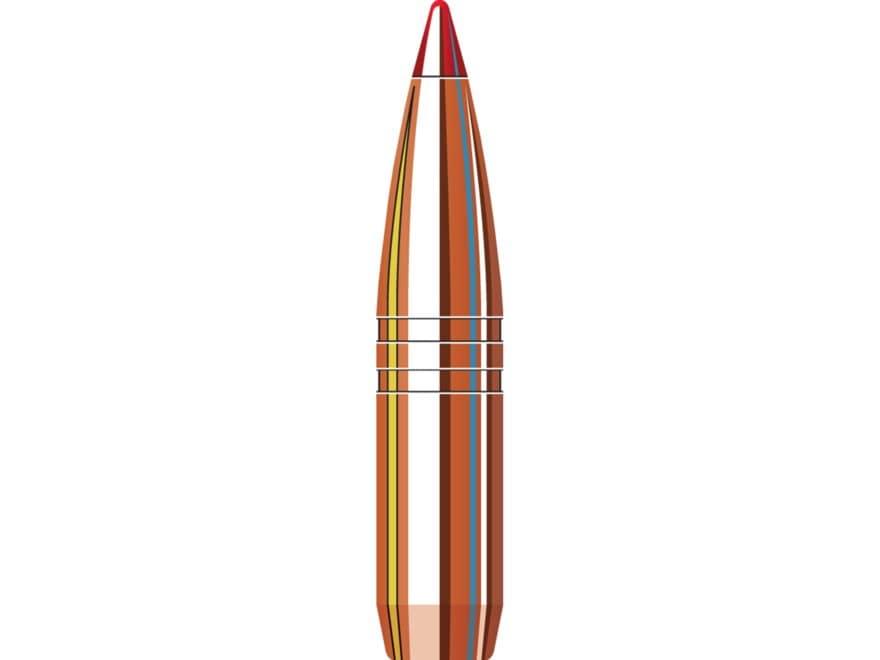 Hornady GMX Bullets 284 Caliber, 7mm (284 Diameter) 150 Grain GMX Boat Tail Lead-Free B...