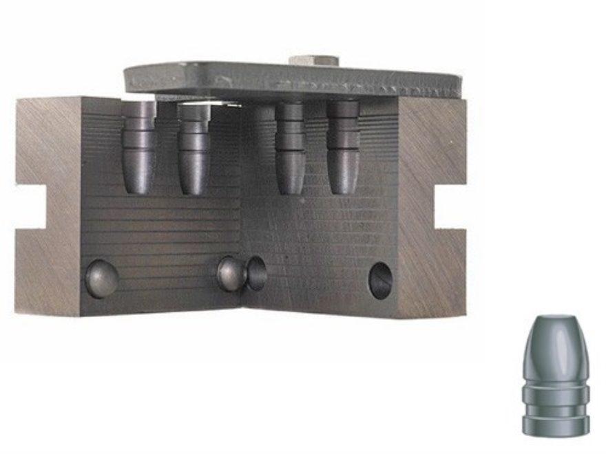 RCBS 2-Cavity Cowboy Bullet Mold 38-158-CM 38 Caliber (358 Diameter) 158 Grain Flat Nose