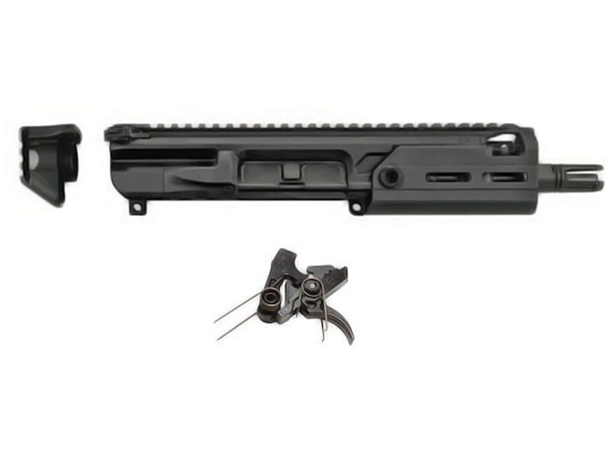 "Sig Sauer Upper Receiver Assembly Sig MCX Rattler 300 AAC Blackout 5.5"" with Tapered Lu..."