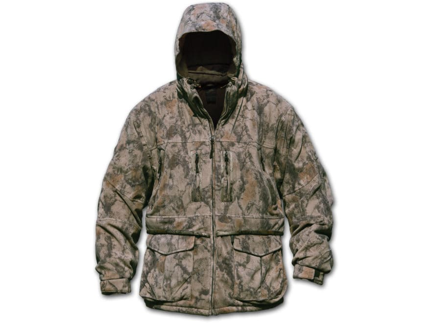 Natural Gear Men's Ultimate Winter-Ceptor Fleece Parka Polyester Natural Gear