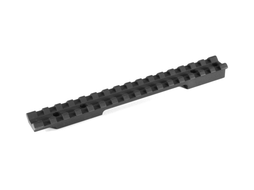 EGW 1-Piece Picatinny-Style Scope Base Savage 10 Through 16 Flat Rear Short Action Matte