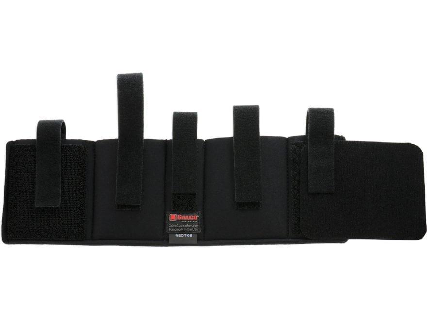 Galco Ankle Trauma Medical Kit Pouch Nylon Black