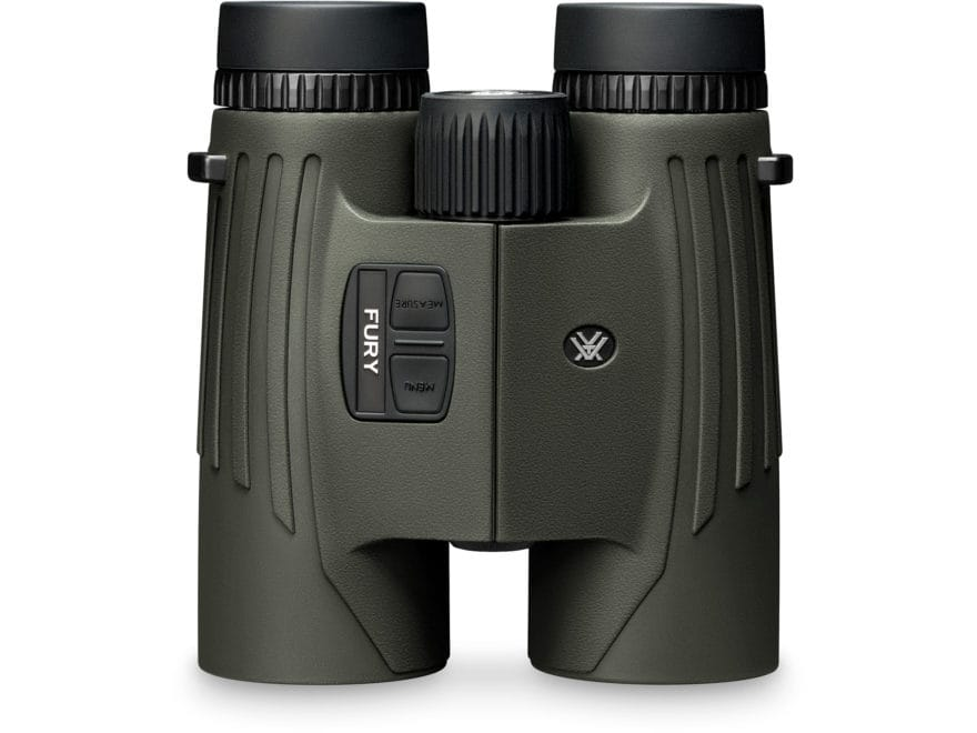 Vortex Optics Fury HD Laser Rangefinding Binocular 10x 42mm Roof Prism Armored Green