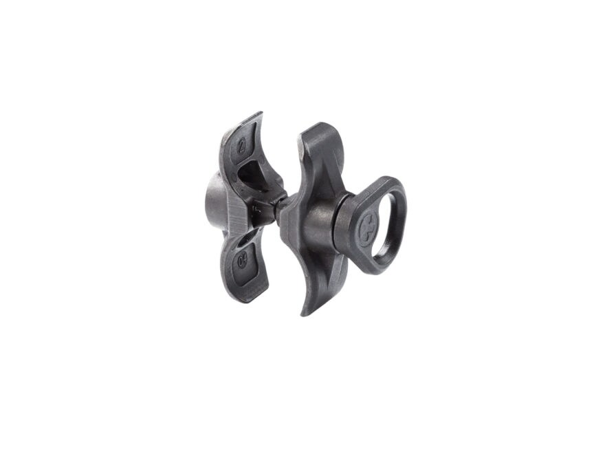 Magpul Forward Sling Mount Mossberg 590A1 Steel Melonite Black
