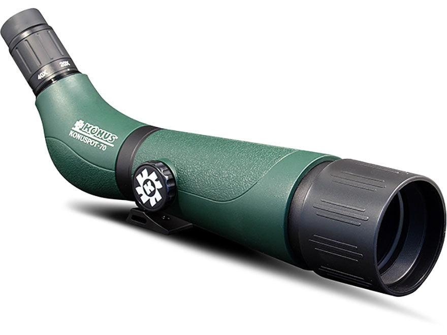 Konus Spotting Scope 20-60x 70mm with Tripod and Smart Phone Adapter