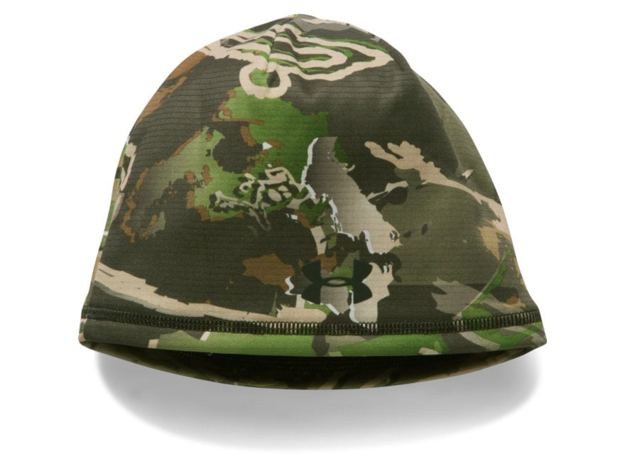 Under Armour Youth UA Scent Control Storm Fleece Beanie Polyester Ridge  Reaper Forest Camo. Loading image... X. Enlarge Zoom in b71830edfd05