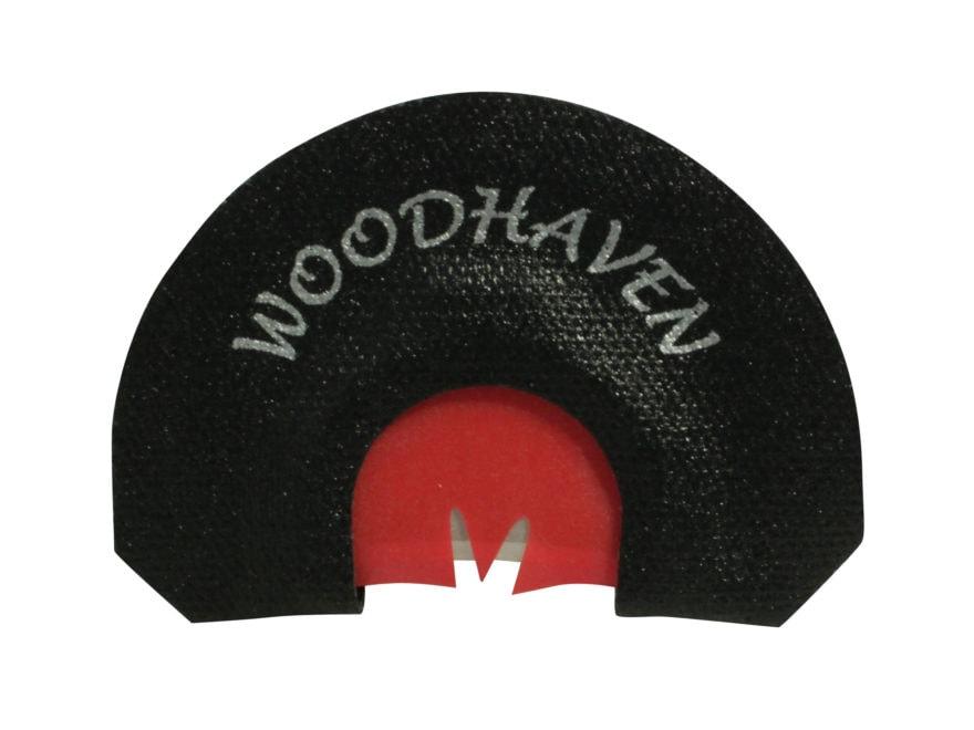 Woodhaven Black Wasp Diaphragm Turkey Call