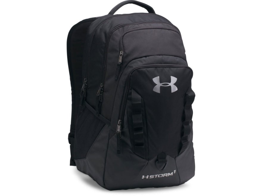 Under Armour Recruit Backpack Black