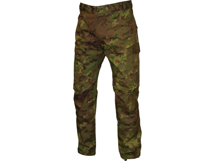 333f74331122d Military Surplus Italian BDU Pants Grade 1 Vegetato XL