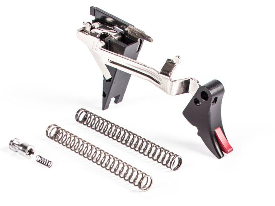 ZEV Technologies Fulcrum Drop-In Trigger Kit Glock Gen 4 9mm Luger Aluminum
