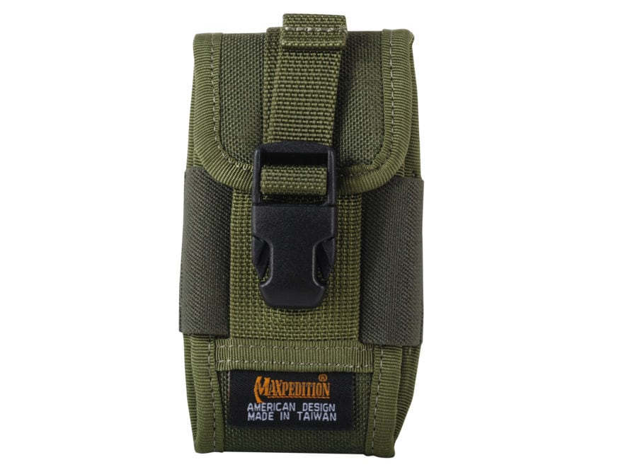 Maxpedition Clip-On PDA/Smartphone/iPhone/Droid Holster
