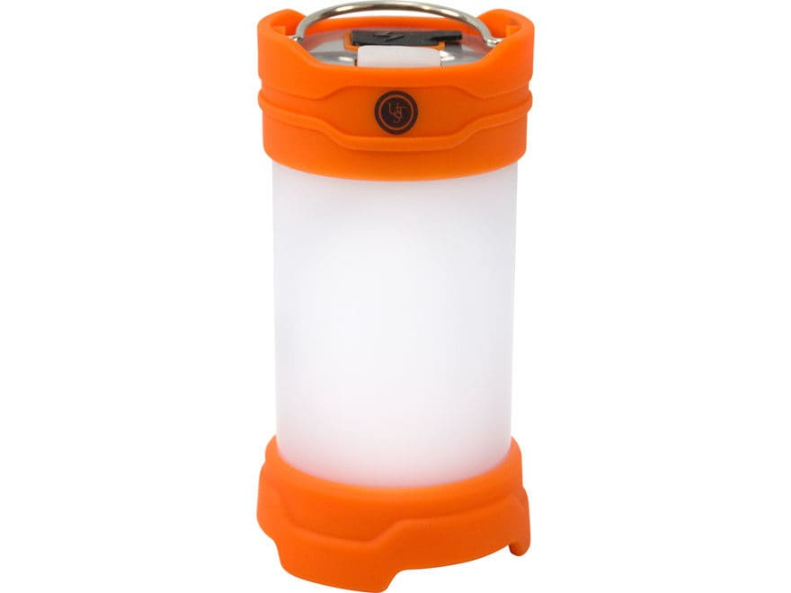 UST Brila Recharge LED Lantern with Lithium Ion Battery ABS Plastic Orange