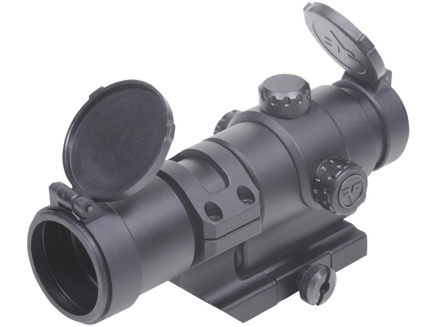 Firefield Impulse Red Dot Sight 1x 28mm with Picatinny/Weaver-Style Mount Matte