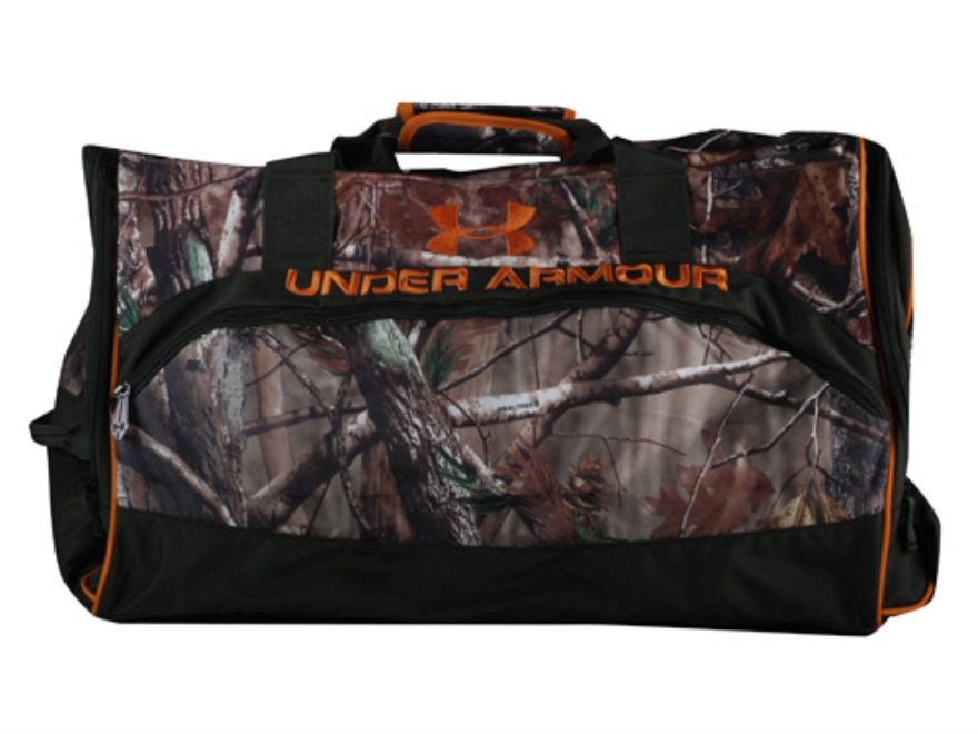 under armour large camo duffle bag