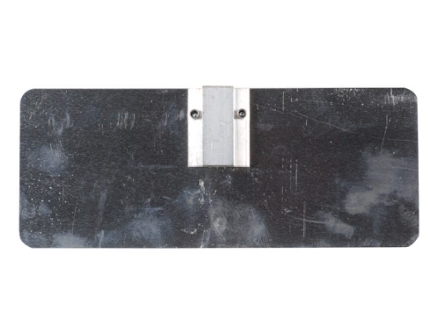 On Time Game Feeder Deflector Plate Aluminum