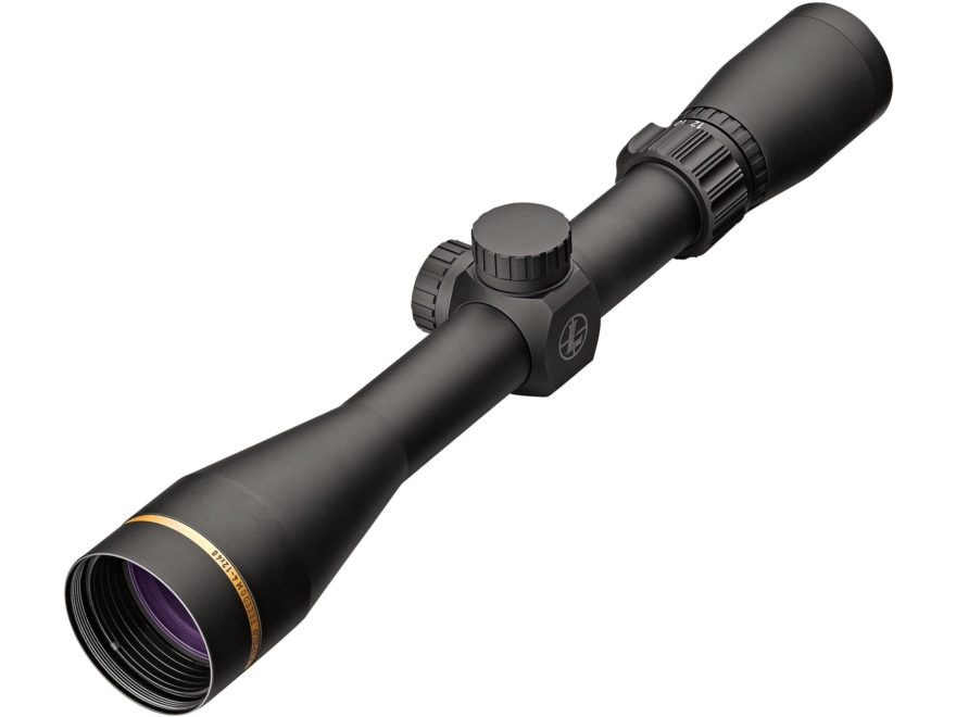 Leupold VX-Freedom Rifle Scope 4-12x 40mm Tri-MOA Reticle Matte