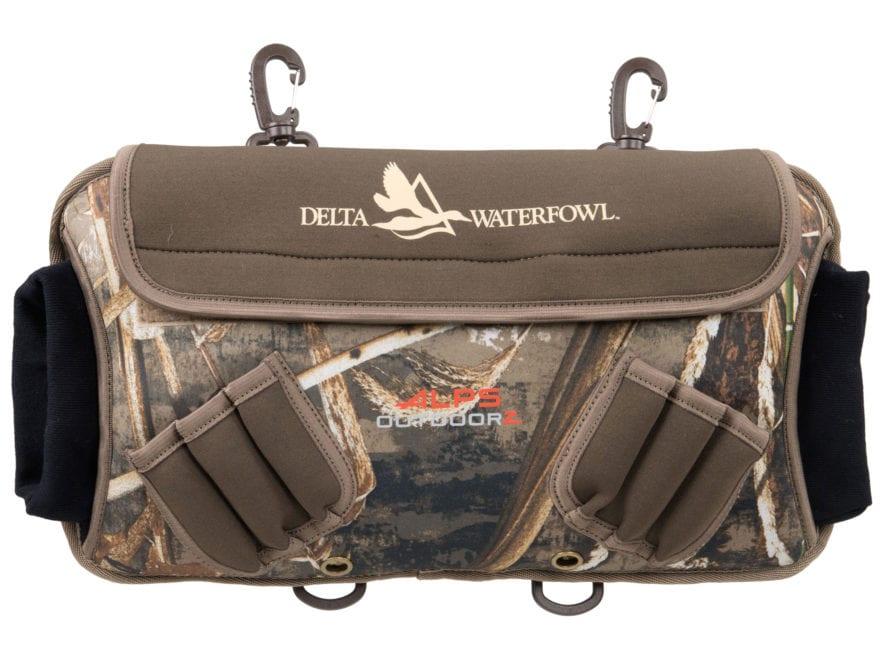 Delta Waterfowl Deluxe Handwarmer Muff Realtree Max-5 Camo