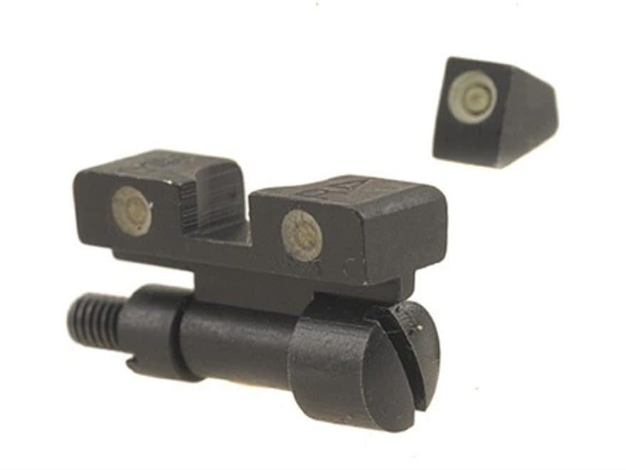 Meprolight Tru-Dot Adjustable Sight Set S&W K L N-Frame - MPN: ML22770