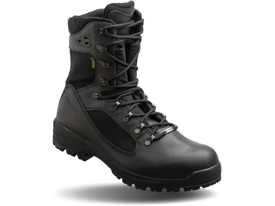 "Crispi Oasi GTX 10"" GORE-TEX Tactical Boots Leather Men's"