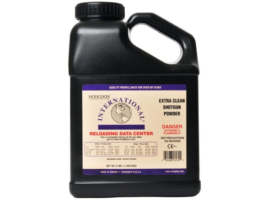 Hodgdon International Smokeless Gun Powder