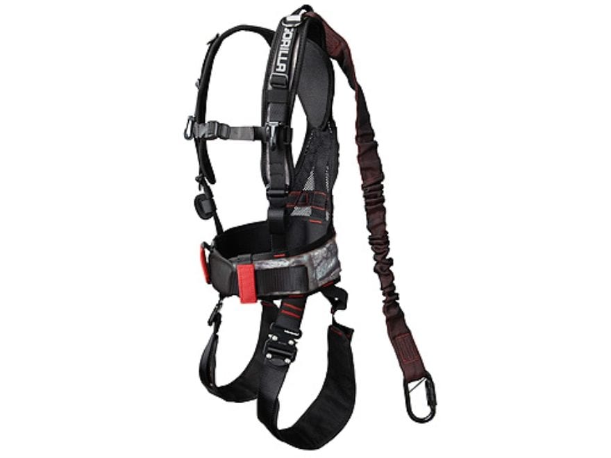 Gorilla Treestands G30 Treestand Safety Harness Nylon