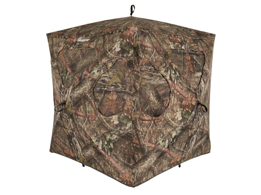 "Ameristep Silent Brickhouse Ground Blind 67"" x 59"" x 59"" Polyester"