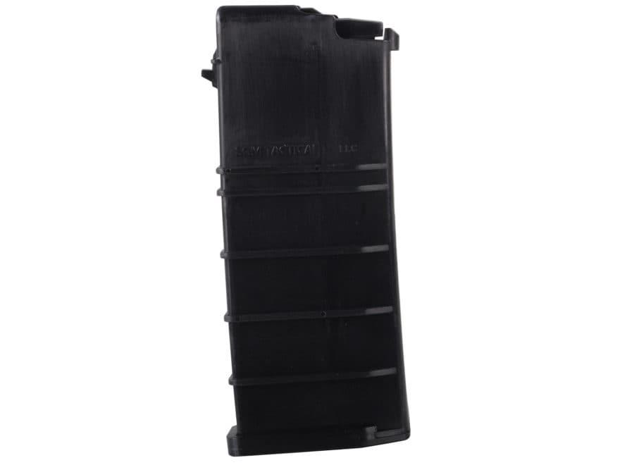 SGM Tactical Magazine Saiga 308 Winchester Polymer Black