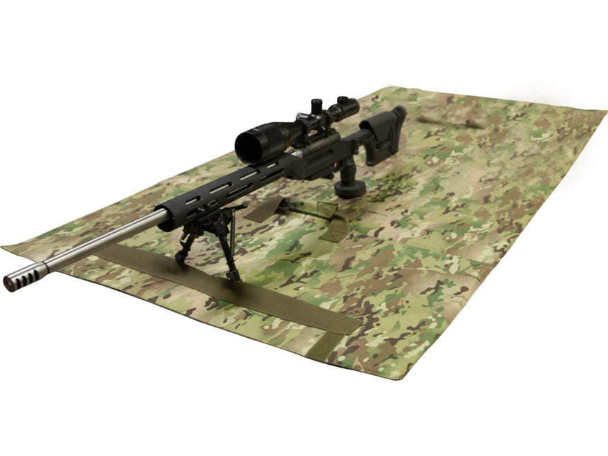 MidwayUSA Pro Series Folding Shooting Mat Multicam