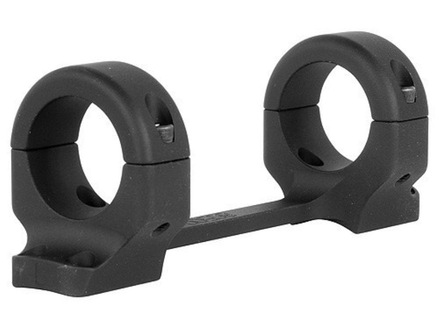 """DNZ Products Game Reaper 1-Piece Scope Base with 1"""" Integral Rings Browning X-Bolt Shor..."""