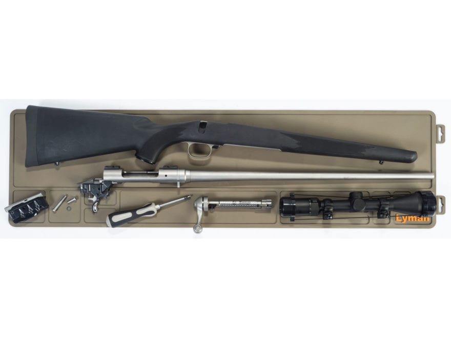 Lyman Essential Rifle Gun Cleaning Maintenance Mat 10 X 36