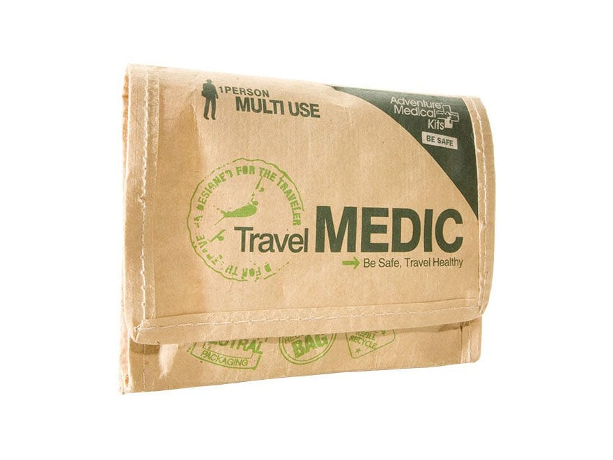Adventure Medical Kits Travel Medic 1 Person First Aid Kit