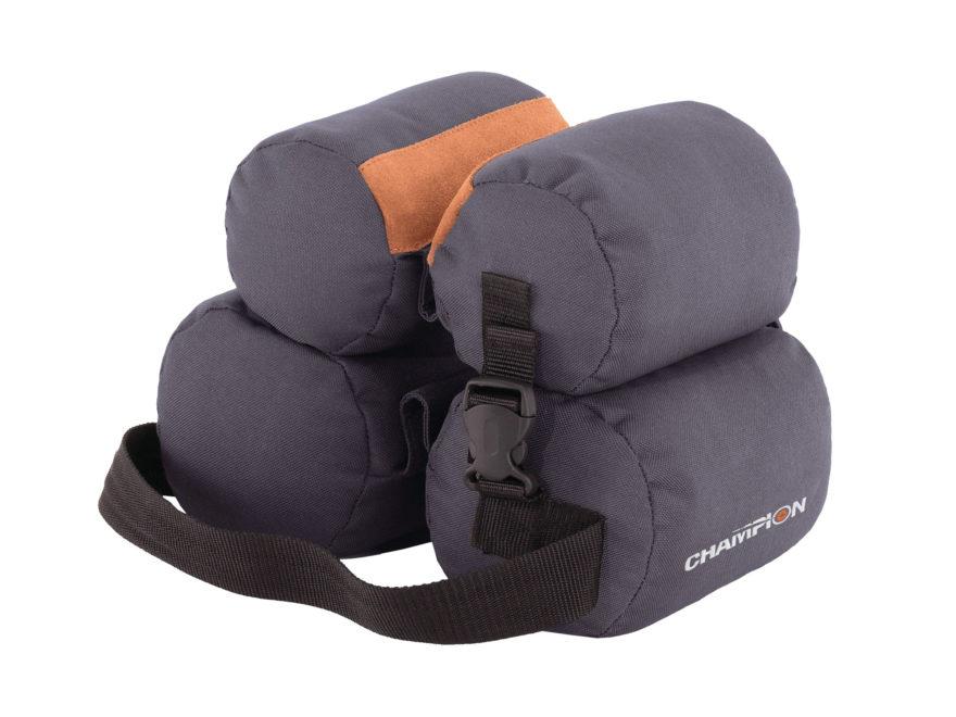 Champion Mini-Gorilla Precision Steady Bag Filled Nylon and Leather Gray Filled