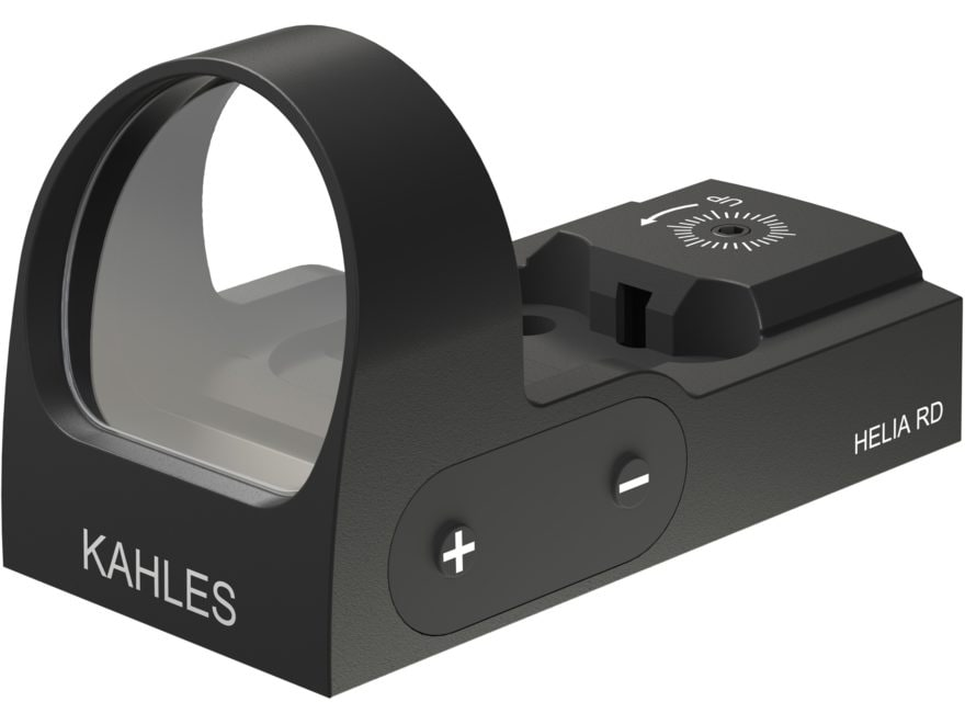 Kahles Helia RD Red Dot  Sight 2 MOA Matte