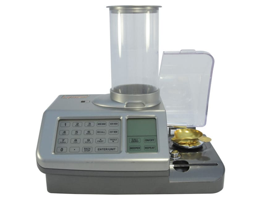 Lyman Gen 5 Touch Screen Powder Scale and Dispenser