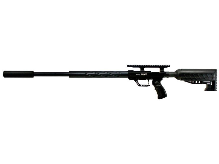 Gamo Big Bore TC PCP Air Rifle Pellet Black Synthetic Stock