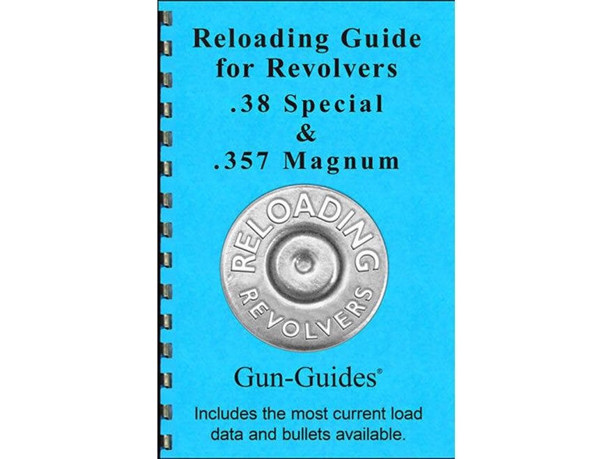 Gun Guides Reloading Guide Book