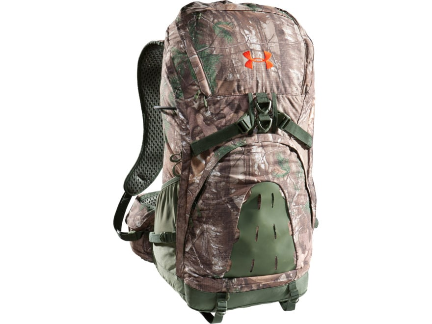 a9781cbab6 Under Armour Ridge Reaper 2800 Backpack Polyester and Nylon Ripstop Realtree  Xtra Camo. Alternate Image  Alternate Image