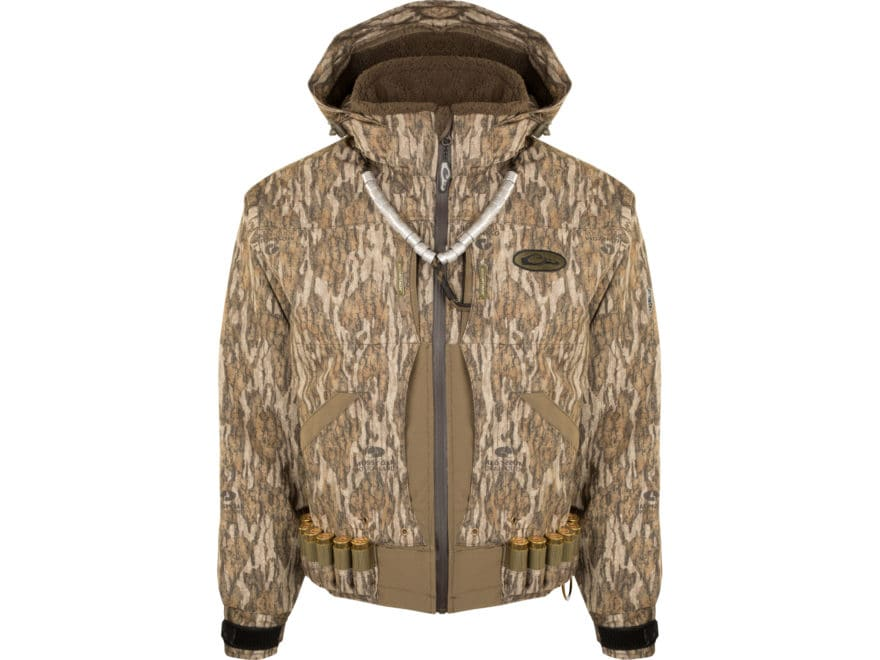 Drake Men's Guardian Elite Flooded Timber Waterproof Shell Jacket Polyester