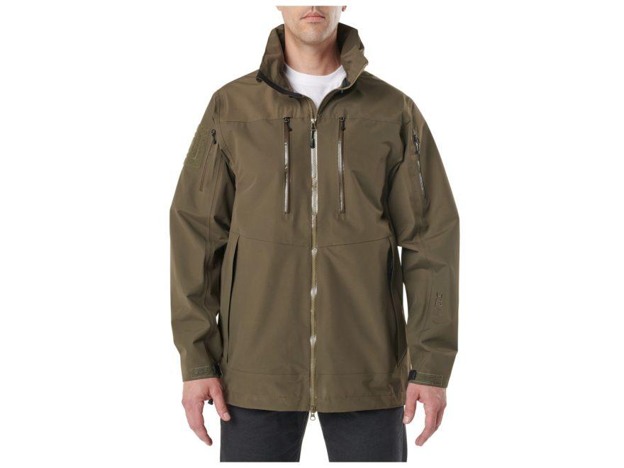 5.11 Men's Approach Waterproof Jacket Nylon