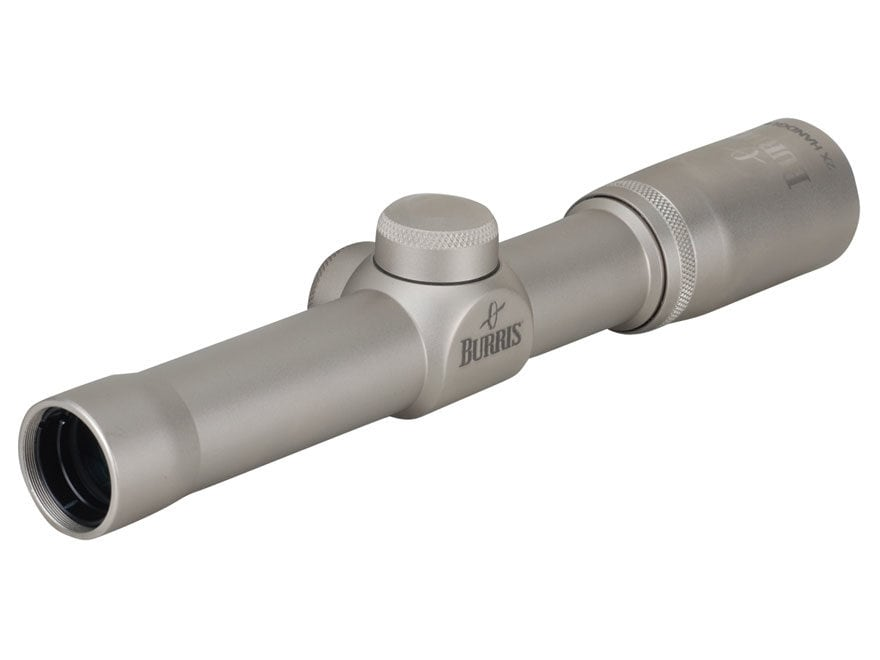 Burris Pistol Scope 2x 20mm Plex Reticle