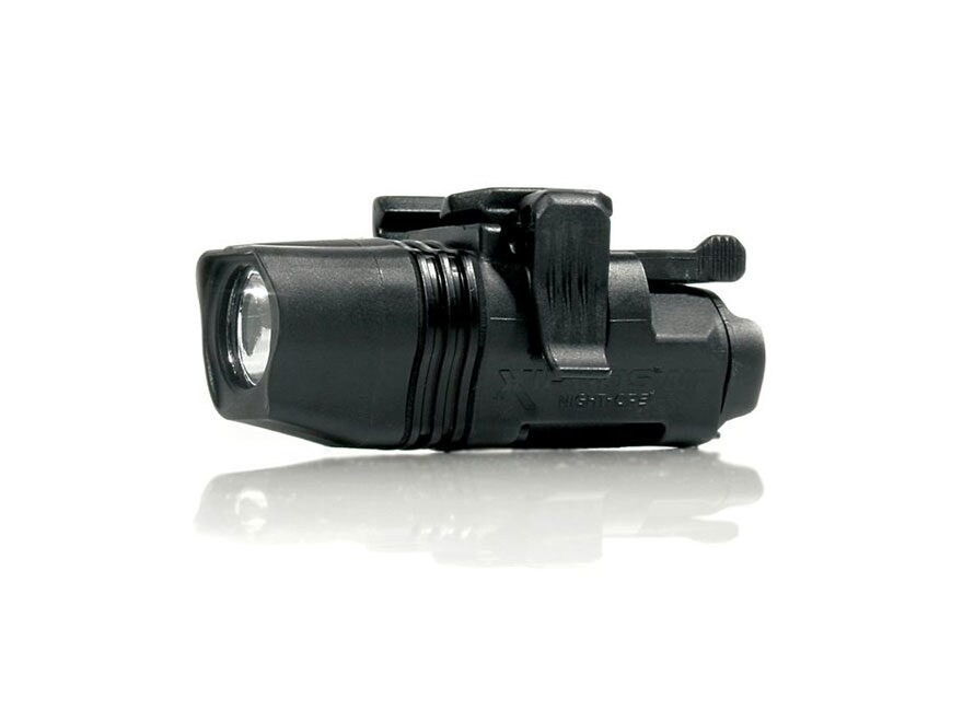 BLACKHAWK! Night-Ops Xiphos NTX Weaponlight LED with 1 CR123A Battery Carbon-Fiber/Poly...